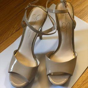 """Like New"" Jessica Simpson Platform Dress Shoes."